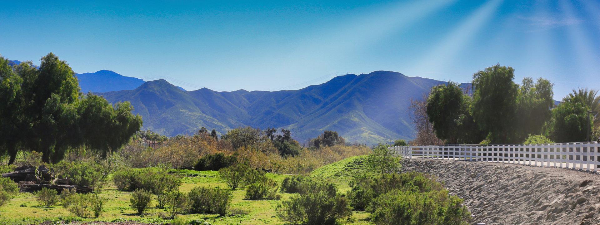 calleguas water company bike trail camarillo california